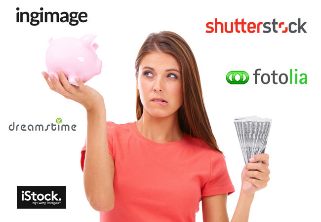 Buy Stock Photography Cheap